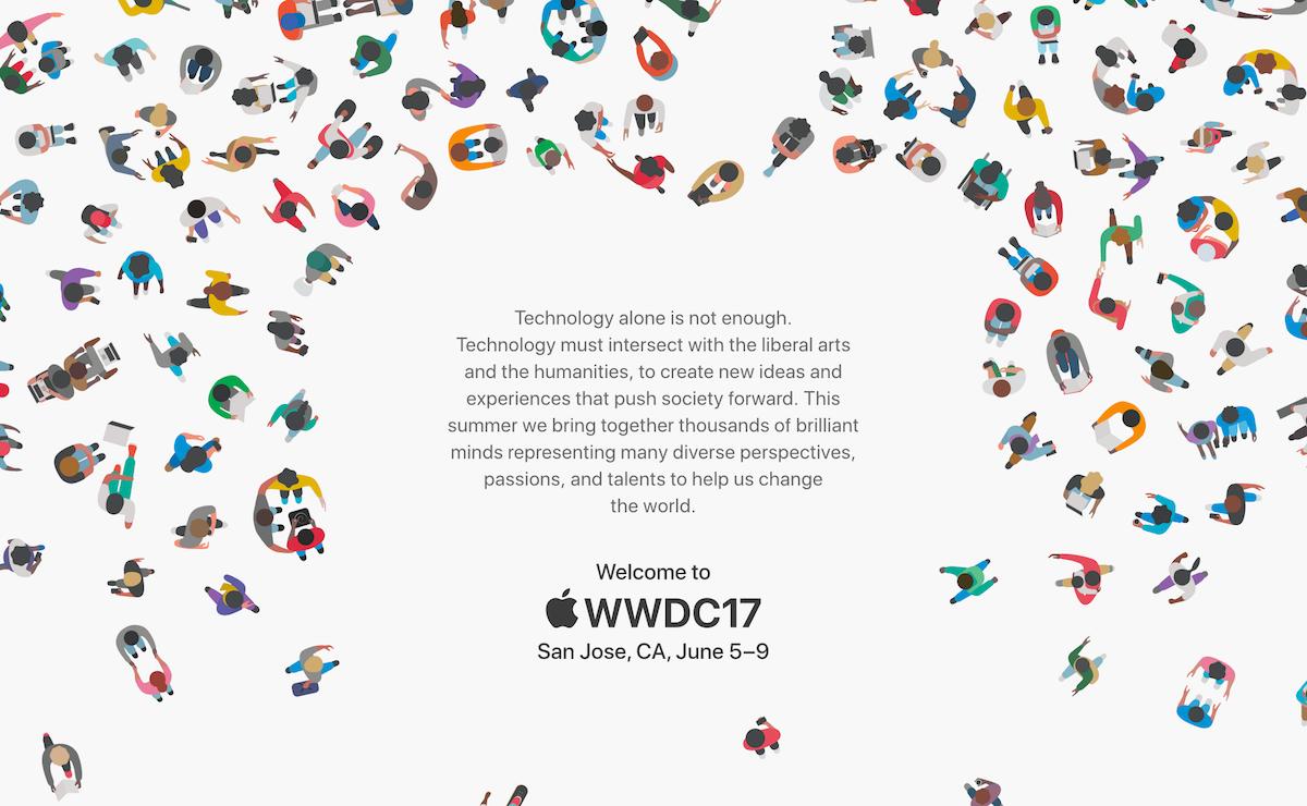 WWDC 2017 Keynoteスピーチ発表内容まとめ